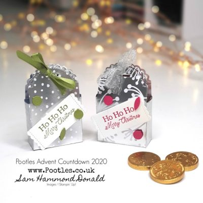 Pootles Advent Countdown 2020 Little Treats with Feels Like Frost