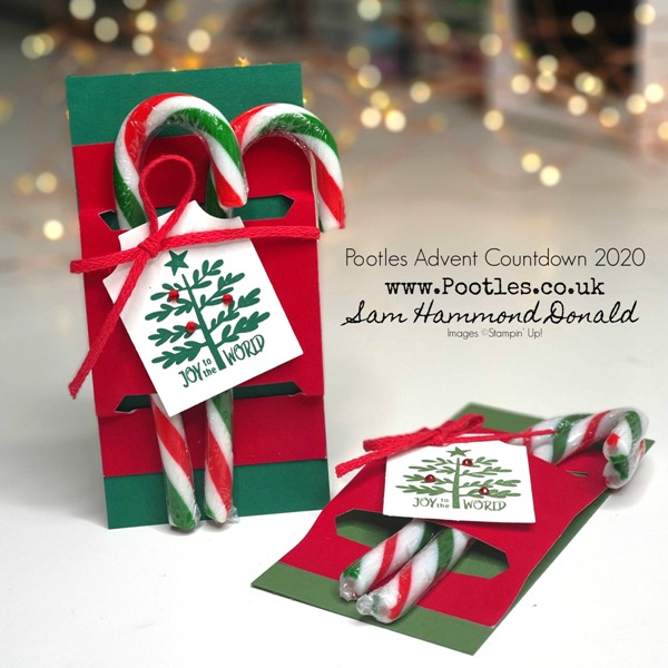 Hammonds Candy Cane Christmas 2020 1 Stampin' Up! UK Demonstrator Pootles – Pootles Advent Countdown