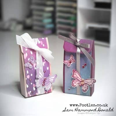 A Rather Lovely Wrap Over Box Tutorial