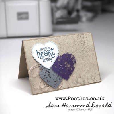 Hydrangea Hill Mercury Acetate Card Idea