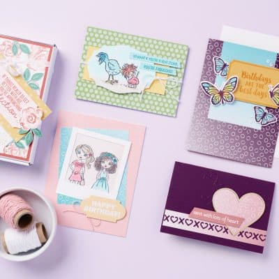Sale a Bration and the New Mini Catalogue are LIVE!