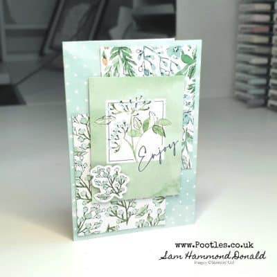 Hand-Penned Memories and More Quick Card