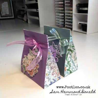 Hand-Penned Panel Bag Tutorial