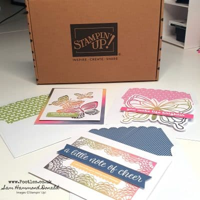 New Stampin' Up! Kit Opening and Making!