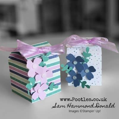 Pretty Boxes with Smooth Domed Tops